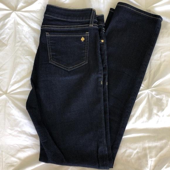 kate spade Denim - Kate Spade Perry Street Blue Denim Jeans